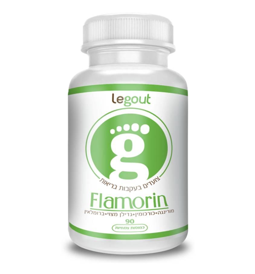 פורמולת פלמורין- טיפול טבעי בדלקות + משלוח אקספרס