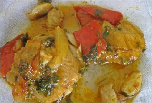 מתכון לדג הליבוט בתנור