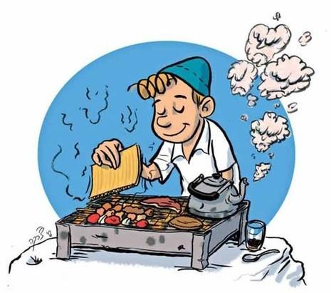 מתכונים מיוחדים ליום העצמאות- סלמון, פרגיות והמבורגר עדשים על הגריל