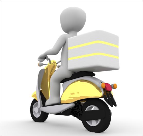 משלוח אקספרס - דואר שליחים עד 5 ימי עסקים